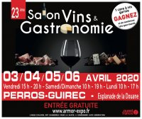 Salon Vins et Gastronomie de Perros-Guirec
