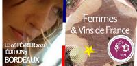 BORDEAUX 2021  Femmes et Vins de France  Concours National -  EDITION 7