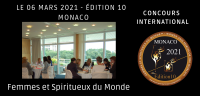 MONACO 2021 - Femmes et Spiritueux du Monde - Women and Spirits of the World - EDITION 10 - WAHOU!