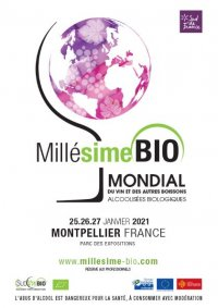 Millésime Bio 2021 - Le salon mondial du vin biologique