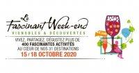 « Fascinant Week‐end Vignobles & Découvertes »