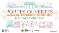 """Week-end """"Portes-Ouvertes"""" des vignobles Madiran et Pacherenc du Vic-Bilh"""