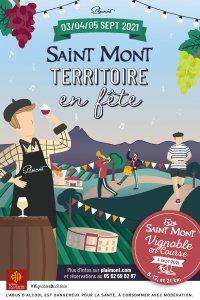 Saint Mont Territoire en Fête