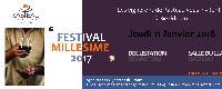 Appellation Rasteau - Festival Millésime 2017