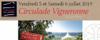 Circulade Vigneronne en Terrasses du Larzac