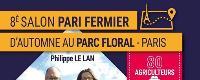 8ème édition du salon Pari Fermier d