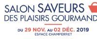Salon Saveurs des Plaisirs Gourmands - Paris Espace Champerret