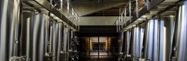 Château Dauzac is said to have paid 7 million euros for its new vat room.