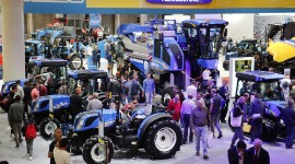 Stand New Holland au salon Eima 2018