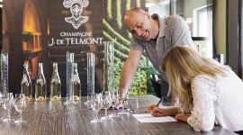 Lanson investit dans le vignoble de la famille Lhopital