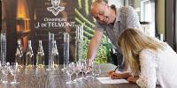 Quatrième génération à la tête de la maison J. de Telmont, Bertrand Lhopital souligne qu''il n'y a pas d'augmentation de capital et/ou de levées de fond par la SA Champagne de Telmont'.
