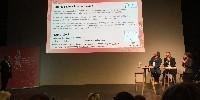 Tiziana Nardi a présenté son étude lors des Rencontres Internationales du Rosé à Marseille le 22 janvier dernier