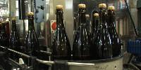 Les crémants représentant le quart de la production alsacienne de vins.