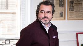 Maître Éric Morain, personnalité de l année pour la Revue du Vin de France