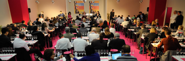 Le programme dense de Master Class constitué l'un des arguments marketing fort de Vinisud.