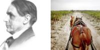 En rien un agronome, le penseur Rudolf Steiner a posé en 1924 les bases de « l'agriculture biologique et dynamique », dans le cadre d'un cycle de huit conférences antroposophiques.
