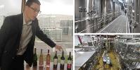 Directeur opérationnel, commercial et marketing de Terre de Vignerons, Benoît Berger mise sur un développement commercial opportuniste, porté sur le milieu de gamme.