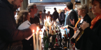 Dégustations aux chandelles pour les Vinifilles, ce 14 février au Café Gazette (jusqu'à 23 heures)