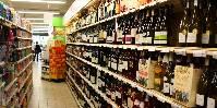 Vins étrangers et vins sans indication géographique issus de l'Union européenne représentent chacun 5 % du linéaire.