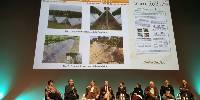 «La vigne est sensible au climat, et par voie de conséquence au changement climatique» pose, d'une logique imparable, Philippe Pieri, ce 14février au palais des congrès de Bordeaux.