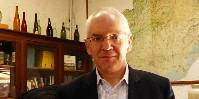 Christian Huygue, directeur scientifique de l'Inra, est venu à Montpellier le 21 février, à la rencontre des viticulteurs languedociens, désireux de planter les variétés Bouquet.