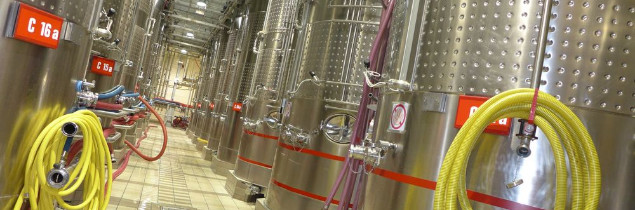 A l'avenir les producteurs d'appellation pourront se constituer plus rapidement une réserve plus important, sous forme de VCI.