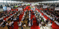 Millésime Bio predicted visitor numbers in excess of 6,000 visitors this year and delivered on its promise.