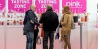 Le salon Pink rosé Festival a lieu chaque année à Cannes, au mois de février.