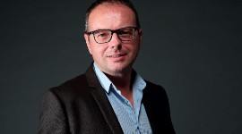 Jérôme Baudouin has been appointed editor-in-chief of the RVF at a challenging moment in the publication's history.
