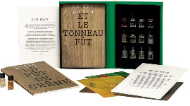 La collection du Nez du Vin existe depuis 1981, avec une production 100 % made in France.