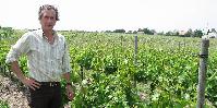 Bernard Molot a travaillé pendant 38 comme expert dans la protection du vignoble à l'IFV