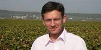 Figure technique du vignoble champenois, Laurent Panigaï a été pendant 27 ans le responsable viticole du Comité Interprofessionnel du Vin de Champagne.