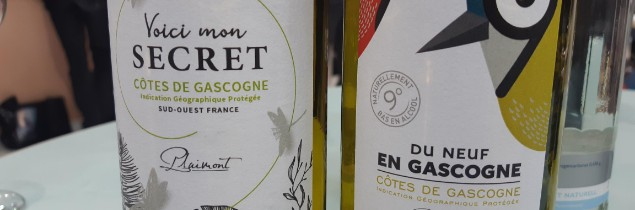 'Voici mon secret' and its super/hypermarket version 'Du neuf en Gascogne'