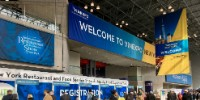 Vinexpo New York brought together more than 400 exhibitors from 26 countries and 3,000 wine professionals, according to the show's organisers.