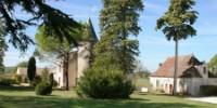Le Château de Fayolle comporte 13 hectares de vignes.
