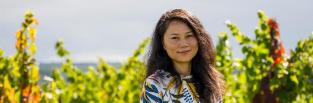 Entreprises / gens du vin -Gens du vin- : Lin Liu devient Master of Wine  grâce à ses conseils pour hiérarchiser les vins de Cahors
