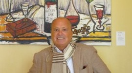 """Very many people who hold a position in the wine media today owe him somewhere between a great deal and a huge amount"", is how Nicolas de Rouyn paid tribute to Daniel Benharros in his blog."