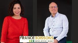 Un duo pour diriger la catégorie vin de France Boissons