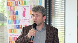 Francis Backert, nouveau président du Synvira