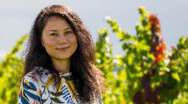 Lin Liu devient Master of Wine grâce à ses conseils pour hiérarchiser les vins de Cahors