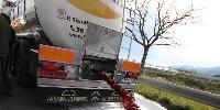 Les vignerons de l'Aude ont vidé cinq camions citerne espagnols en une matinée.