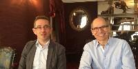 Jérôme Despey, président du conseil des vins de FranceAgriMer et Jérôme Despey, président du Cniv (archive).