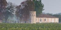 Château Plagnac dispose de 25 hectares d'un seul tenant.