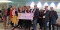 Le Rotary club de Canet en Roussillon organise tous les ans une cuvée solidaire