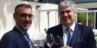 """""""Vinexpo will be smaller than in its boom years due to a strongly competitive environment"""", said Vinexpo director Rodolphe Lameyse."""