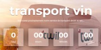 Le site transport vin sera lancé le 2 mai prochain.