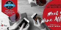 La nouvelle application permet de trouver et de référencer des événements organisés autour du vin en France
