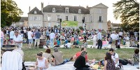 En 2017, les festivités pour le classement Unesco des climats s'étaient déroulées au Château de Meursault
