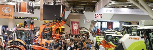 The Eima equipment trade fair attracted 230,000 visitors at its last edition in 2018 in Bologna.