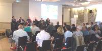 La table ronde lors du congrès de la CCVF, à Marseille, s'est focalisée sur l'avenir de l'Europe.